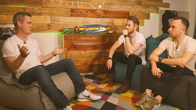 The Startup Van Interview
