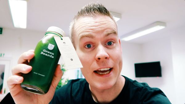 Healthy Cold Pressed Juices | VLOG16