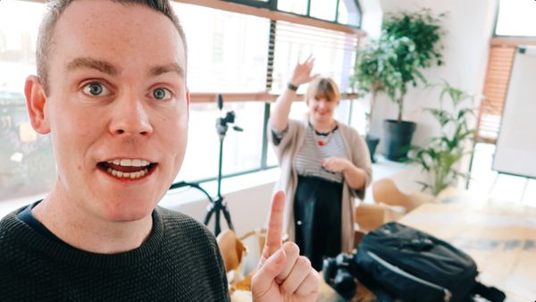 Getting My Photo Taken | VLOG17