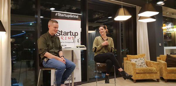 My Startup Grind Interview